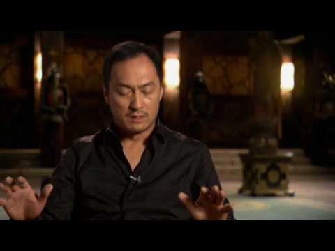 INCEPTION - Ken Watanabe Interview