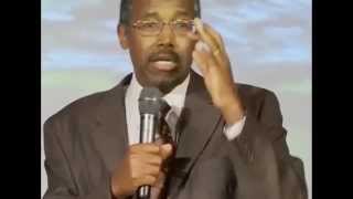 Ben Carson Believes the World Was Created in Six Days, Literally.