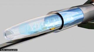 HYPERLOOP bald auch in Deutschland? - Clixoom Science & Fiction