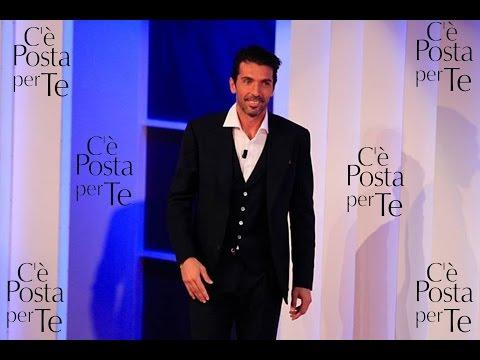 #C'è Posta per Te - Gianluigi Buffon puntata del 07 Marzo 2015