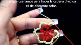 Frivolite-Tatting Lesson 41 - lazada - shoelace