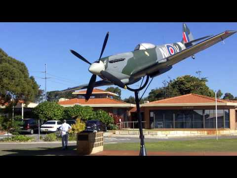 Located at the Air Force Memorial Estate, Bull Creek Drive, Bull Creek, Western Australia. museum@raafawa.org.au.