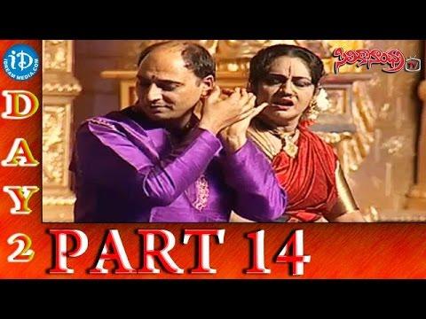 Silicon Andhra International Kuchipudi Dance Convention Mahabrinda Natyam | Day 2 | Part 14