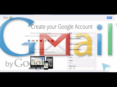 How to make an email id | how to make a gmail account