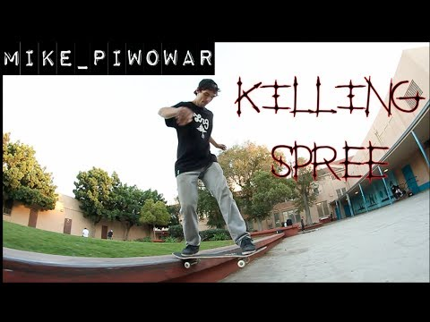 SwitchMade - Killing Spree - Mike Piwowar