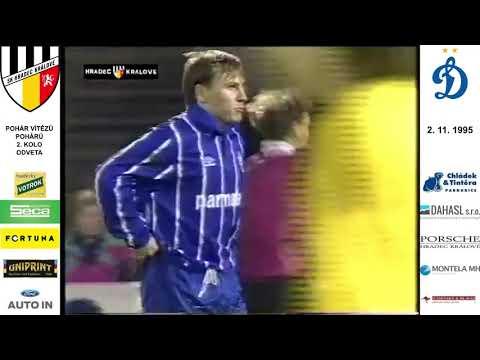 RETRO: SK Hradec Králové – FC Dynamo Moskva 1:0 (1:3p)
