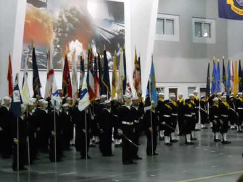 Great Lakes Navy Boot Camp