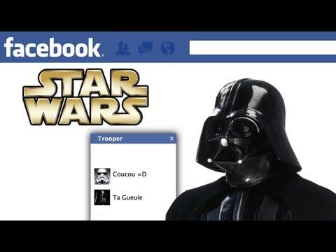 image vidéo GonzagueTV : Dark Vador sur Facebook