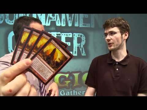 Pro Tour Nagoya Deck Tech: Mono-Red with Fabian Thiele