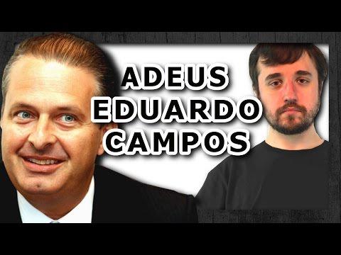 A MORTE DE EDUARDO CAMPOS. Ep. 215