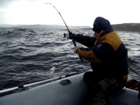 рыбалка на тюве