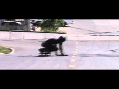 Downhill Sk8 Panama Hard Wheel Sliding