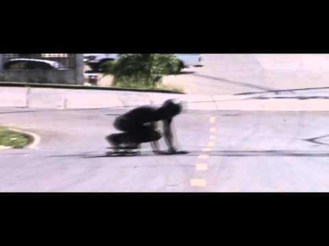 Downhill Sk8 Panama Hard Wheel Sliding