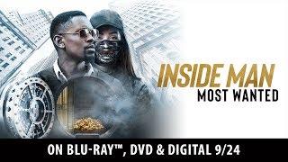 Inside Man: Most Wanted | Trailer | Own it 9/24 on Blu-ray, DVD & Digital