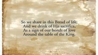Watch Keith  Kristyn Getty Behold The Lamb communion Hymn video