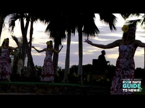 PARADISE COVE LUAU HD Waydes World Hawaii