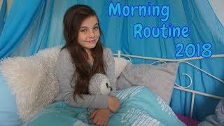 MORNING ROUTINE 2018 + DAG VLOG - Bibi