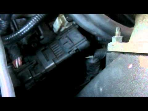 Repair and Replace Neutral Safety Switch 1999 Ford Taurus