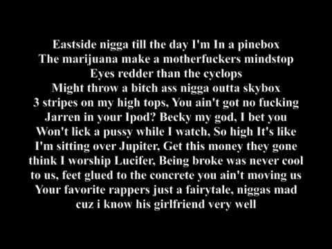 Jarren Benton- Gimme The loot lyrics