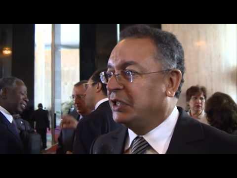 Cote d'Ivoire - Maroc Signature d'accords