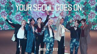 Download lagu [SEOUL X BTS] EoGiYeongCha Seoul BTS ( Video)