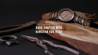 The Koa Stonewashed Collection by Original Grain