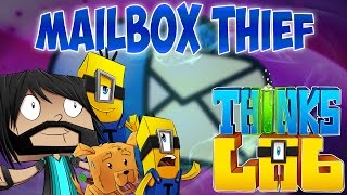 Minecraft Mods: Thinks Lab - Catching The Mailman! [Minecraft Roleplay]