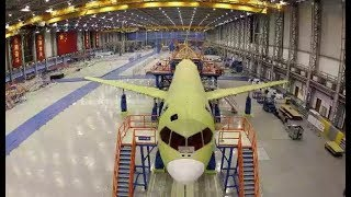 Building COMAC C919-the Chinese aircraft you may fly soon