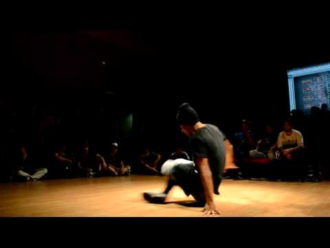 Grazy vs Alien | @Doble KO Madrid 2013