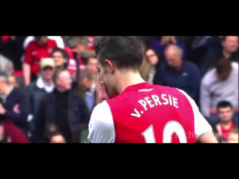 Robin van Persie EPL 2011 goals | Gunners had Robin | HD 720p