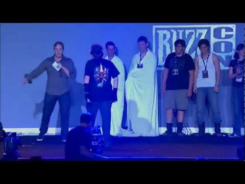 Blizzcon 2011 - Dance Contest (Full Video)