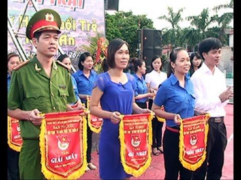 TK hoạt động hè, Chiến dịch mùa hè TNTN năm 2014 và Hội trại tự hào tuổi trẻ Kiến An