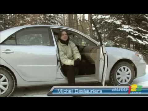 2005 toyota camry v6 how to replace the spark plugs and. Black Bedroom Furniture Sets. Home Design Ideas