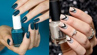 The best Winter Nails❄Amazing Nail Art Designs Compilation #4