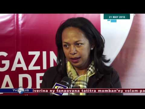 VAOVAO DU  21    MAI 2016 BY TV PLUS MADAGASCAR