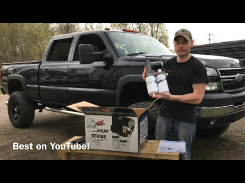 Duramax FASS Lift Pump and Sump Full Install