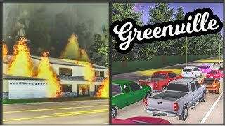 House fires, 50 player traffic jam, and more! | Greenville Roleplay Event Compilation