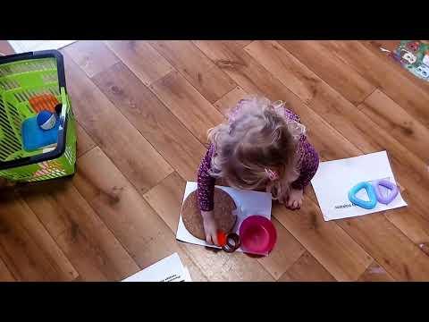 Matematyka Dla Dzieci: Zabawa W Kategoryzację