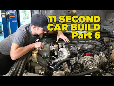 Gramps the 11 Second Car - Build Part 6