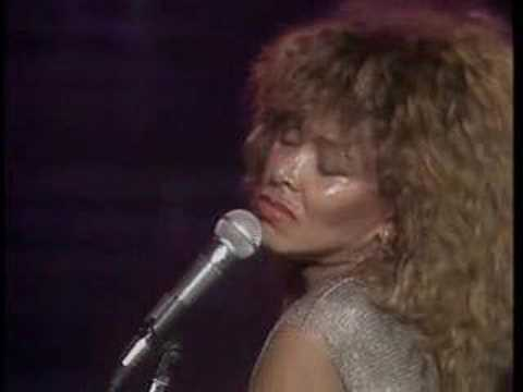 Tina Turner Private Dancer Live 1990