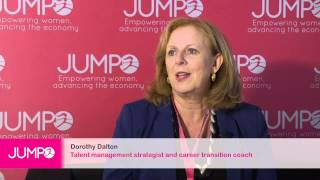 Dorothy Dalton - What role does JUMP play in enabling change? @JUMP Forum Brussels 2014