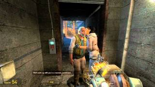 Half-Life 2 Episode 2 Ending / Credits HD