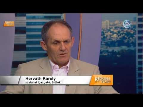 DIGI Sport, Reggeli Start – Horváth Károly