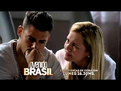 brasil capítulo 51 argentina 24 02 2014 telefe avenida brasil en ...