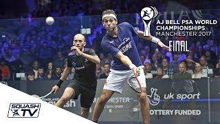 Squash: Free Game Friday - El Sherbini v El Welily - World Champs Final
