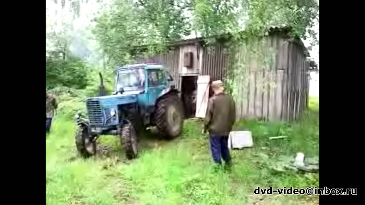Смотреть ролики с большими тракторами бесплатно 14 фотография