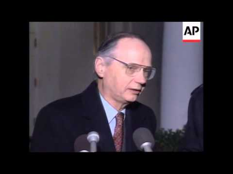 USA: BUDGET DEADLOCK: VOTE TO RESTORE GOVERNMENT SERVICES