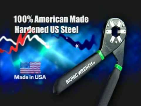 Bionic Wrench Infomercial As Seen on TV