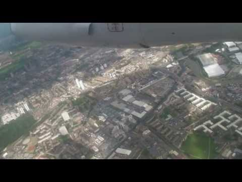 CityJet Dornier 328 - Powerful Takeoff from London City