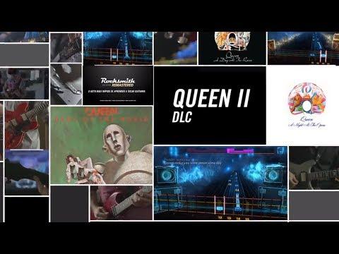 Queen - Rocksmith 2014 Remastered DLC pt. 2 MP3